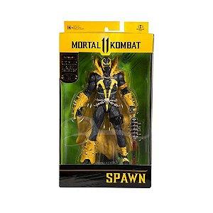 Mortal Kombat Boneco Spawn Maldição do Apocalipse McFarlane