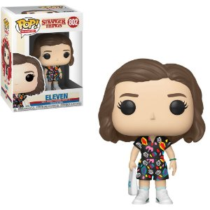Funko Pop Stranger Things Eleven Mall Outfit 802