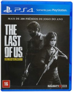Game The Last Of Us - PS4