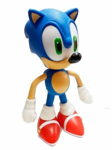 Boneco Sonic - Super Size Figure Collection