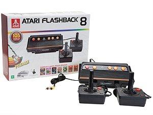 Console Atari Flashback 8 Classic Game Com 105 Jogos