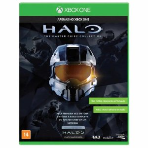 Jogo Halo :The Master Chief Collection - Xbox One