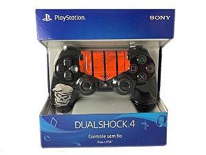 Controle Dualshock 4 - PS4 (Personalizado - Call of Duty)