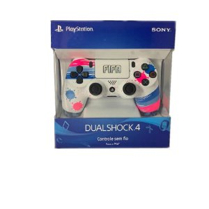 Controle Dualshock 4 - PS4 (Personalizado - FIFA)
