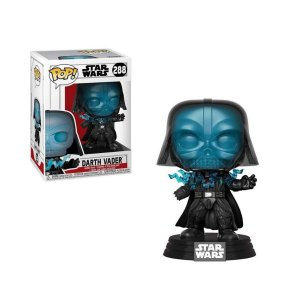 Funko Pop! Star Wars - Darth Vader Eletrocutado #288