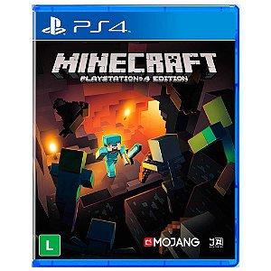 Jogo Minecraft - PS4