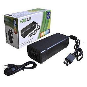 Fonte Xbox 360 Slim Bivolt - 2 Pinos
