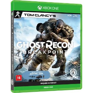 Jogo Ghost Recon: Breakpoint - Tom Clancy's - Xbox One