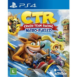 Jogo CTR - Crash Team Racing - Nitro Fueled