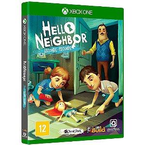 Jogo - Hello Neighbor Esconde-Esconde - Xbox One