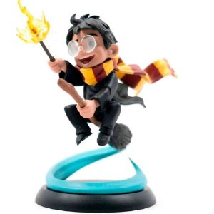 Action Figure Q-fig - Harry Poter - Harry Flight