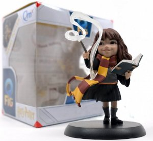 Acition Figure Q-fig  - Harry Potter - Hermione Spell