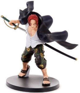 Action Figure - One Piece - Shanks