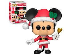 Funko Pop! Disney - Mickey #612 Natal