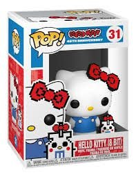 Funko Pop! Hello Kitty - Hello Kitty(8 Bit) #31