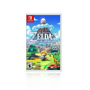 Jogo The Legend Of Zelda Link's Awakening - Nintendo Switch
