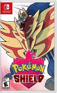 jogo Pokemon Shield - Nintendo Switch