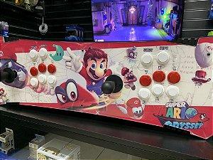 Fliperama Arcade com 12 mil jogos.