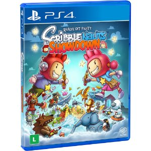 Jogo Scribllenauts Showdown - PS4