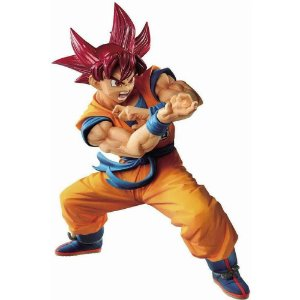 Action Figure Dragon BAll Super Blood Of Saiyan Special VI Son Goku