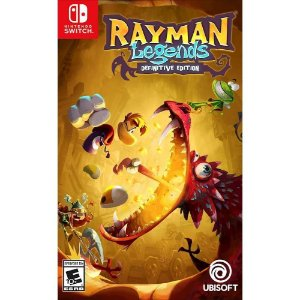 Jogo Rayman Legends Definitive Edition - Nintendo Switch