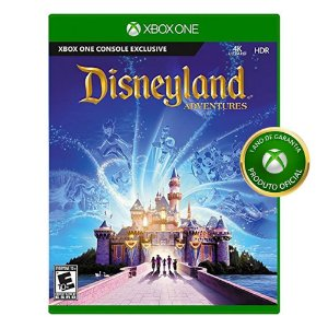 Jogo Disneyland Adventures - Xbox One