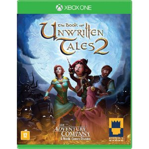 Jogo The Book Of The Unwritten Tales 2 - Xbox One