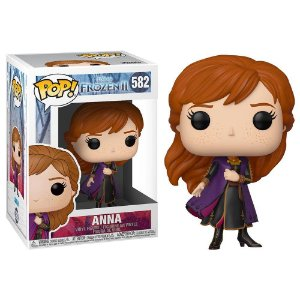 Funko Pop! Disney - Frozen 2 - Anna #582