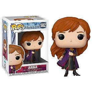 Funko Pop! Disney - Frozen 2 - Anna #582