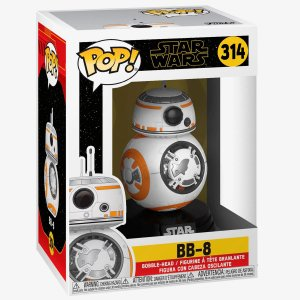 Funko Pop! Star Wars - BB-8 #314