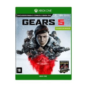 Jogo Gears 5 Xbox One