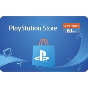 Gift Card Digital Sony Playstation R$ 60