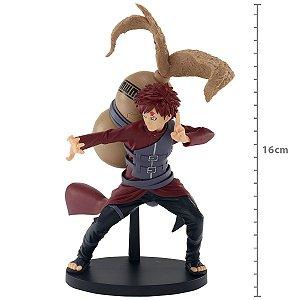 Action Figure Naruto Shippuden Vibration Stars Gara - Gara