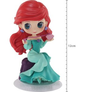 Action Figure Q Posket - Disney - Princesa Ariel
