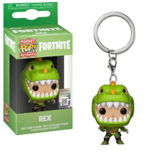 Funko Pop! Keychain Fortnite Rex
