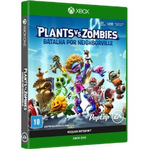Jogo Plants Vs Zombies: Batalha por Neighborville - Xbox One