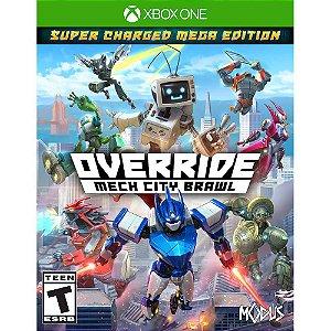 Jogo Override Mech City Brawl - Xbox One