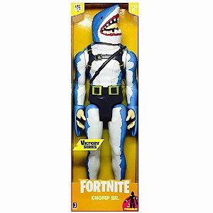 Figura Fortnite Victory Series Chomp Sr. 30 Cm - Sunny 2049