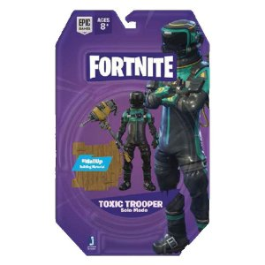 Fortnite - Solo Mode - Toxic Trooper