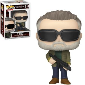 Funko Pop! Terminator Dark Fate - T-800 #819