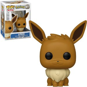 Funko Pop! Games Pokémon - Eevee #577