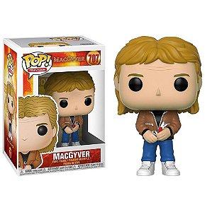 Funko Pop !- Macgyver - Macgyver #707