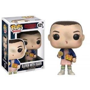 Funko Pop! Stranger Things - Eleven With Eggos #421