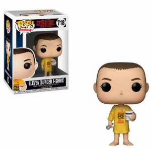 Funko Pop - Stranger Things - Eleven Burger T-Shirt #718