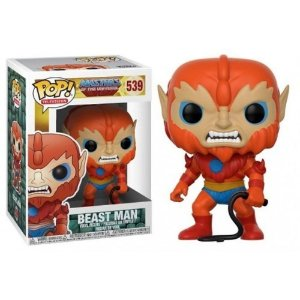 Funko Pop! Tv - Masters Of The Universe - Beast Man #539
