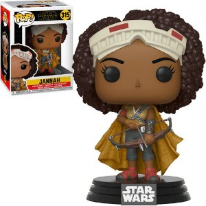 Funko Pop! Star Wars: Rise Of Skywalker - Jannah #315