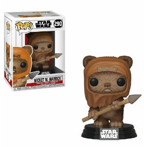 Funko Pop! - Star War: Return of The Jedi - Wicket W.Warrick #290