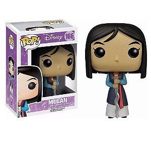Funko Pop! Disney Mulan - Mulan #166