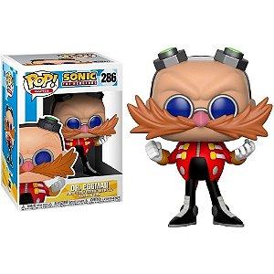 Funko Pop! Sonic - Dr.Eggman #286