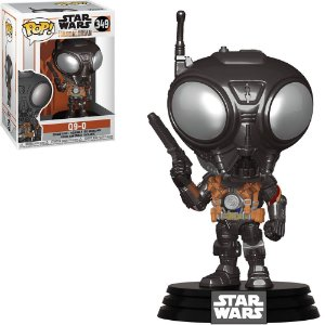 Funko Pop! Star Wars Mandalorian - Q9-O #349